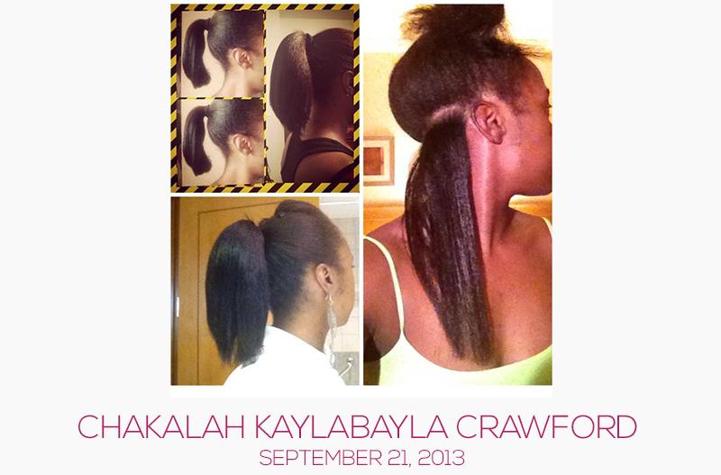 Testimonials Archive | Hairfinity US