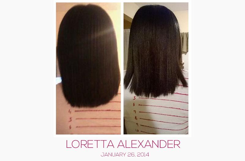 Testimonials of Faster Hair Growth