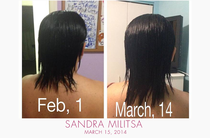 Testimonials of Faster Hair Growth